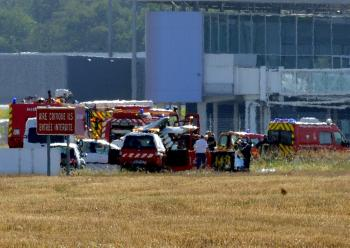 Blagnac, l'aéroport le plus enclavé de France n'est pas à l'abri d'un crash majeur